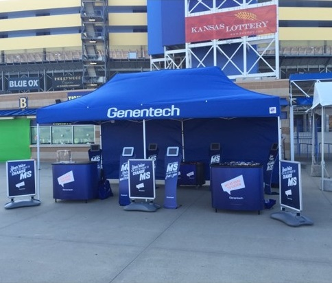 Genesis Exhibits Athletic Fundraising Events