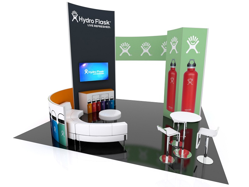 Genesis Trade Show Displays and Booths